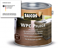 WPC- Pflege-Öl 2,5 L