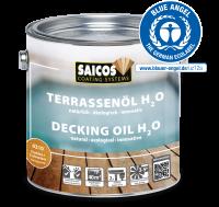 Terrassenöl H2O, Der Anstrich auf Wasserbasis 2,5 L