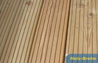 Sib. Lärche Terrassendiele grob/grob u/s 27 x 142 mm